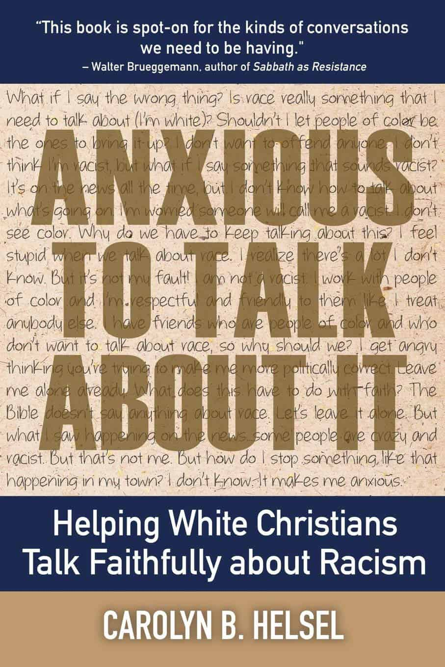 Anxious to Talk About It book cover