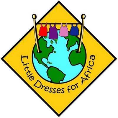 Little Dresses for Africa logo