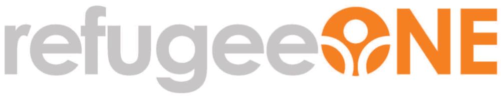Refugee One logo