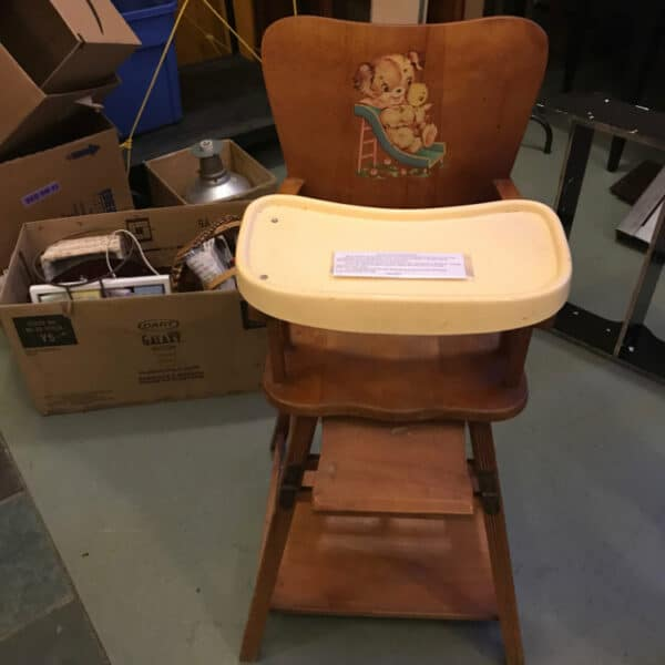 First Congo Rummage Sale photo