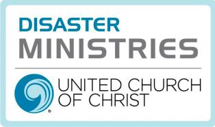 UCC Disaster Ministries logo