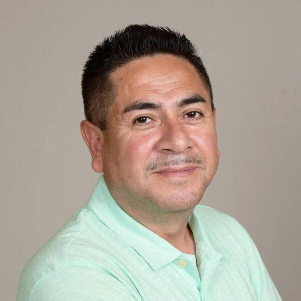 First Congo team member Felipe Hernandez